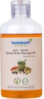 Healthbuddy Anti Stress Herbal Body Massage Oil (200 Ml)