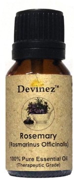 Devinez 15 2030, Rosemary Essential Oil, 100% Pure, Natural & Undiluted