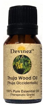 Devinez 30 2035, Thuja Wood Essential Oil, 100% Pure, Natural & Undiluted