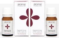 Aroma Treasures CHAMOMILE GERMAN Essential Oil (10% In Jojoba Oil)(Pack Of 2) (20 Ml)