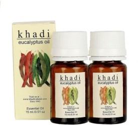 khadi Natural Eucalyptus Essential Oil - Pack of 2