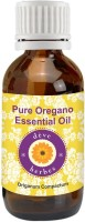 DèVe Herbes Pure Oregano Essential Oil 30ml (Origanum Compactum) 100% Pure & Natural (30 Ml)
