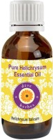 DèVe Herbes Pure Helichrysum Essential Oil 2ml (Helichrysum Italicum) 100% Natural & Pure (2 Ml)