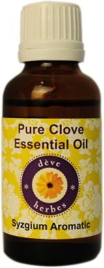 Deve Herbes Pure Clove Essential Oil