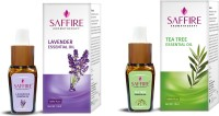 Saffire Tea Tree And Lavender Essential Oil ( Pack Of 2) (20 Ml)