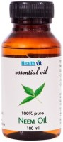 Healthvit Neem Essential Oil - 100ml (100 Ml)