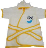 Kandy Floss Peach Medium Bath Robe (Bath Robe, For: Baby Girls, Peach)