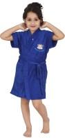 Superior Baby Bath Robe (Blue)