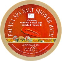 Yoko Papaya Spa Salt Shower Bath (Made In Thailand) (250 G)