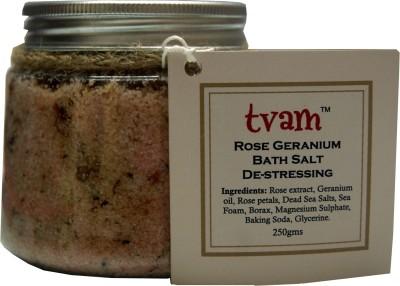 TVAM Bath Salts TVAM Rose Geranium Bath Salt