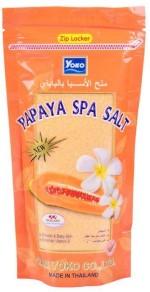 Yoko Bath Salts Yoko Papaya Spa Salt For Smooth Skin