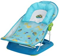 Summer Infants Deluxe Bather Baby Bath Seat (Blue)