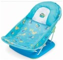 Summer Infant Deluxe Comfort Baby Bather Baby Bath Seat - Blue