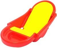 Dash Lotus Baby Bath Seat (Red)