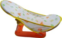 Kidzvilla Orange Baby Bath Seat Baby Bath Seat (Orange)