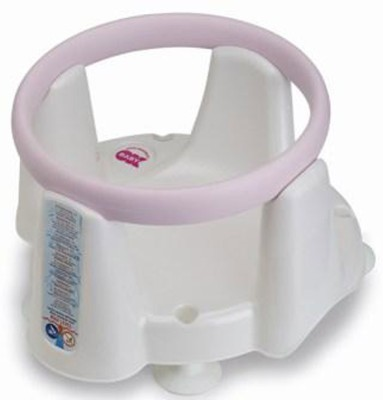 ok baby flipper bath ring baby bath seat white available at flipkart for. Black Bedroom Furniture Sets. Home Design Ideas