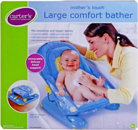 Carter's Mother's Touch Large Comfort Bather Baby Bath Seat