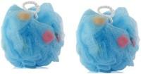 Vega Color Cube Fluffy Sponge (Pack Of 2 )