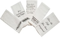 London Lady Cotton Multi-purpose Towel 5, Multi-purpose Towel, White