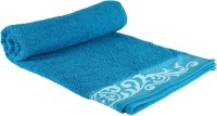 JCT Homes Cotton Bath Towel 1 Bath Towel, Blue
