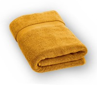 Swiss Home Cotton Bath Towel 1 Bath Towel, Yellow