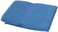Skumars Love Touch Economy Cotton Bath Towel (1 Bath Towel, Blue)