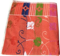 Mandhania Terry Cotton Bath Towel (1 Bath Towel, Multicolor)