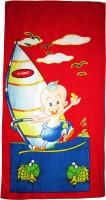 GD Cotton Baby Towel (Kids Bath Towel, Multicolor)