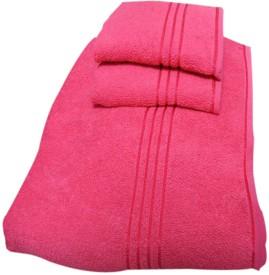 Trident Everyday Cotton Bath Towel (1 Bath Towel, Brown)