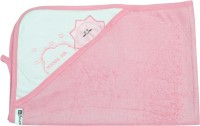 Affaires Cotton Baby Towel (1 Baby Bath Towel, Pink)