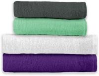 Story @ Home Cotton Bath & Hand Towel Set 2 Bath Towel, 2 Hand Towel, Multicolor