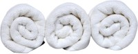 NKP Cotton Hand Towel Set Of 3 Bath Towel, White