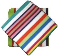 Home Cotton Bath Towel 2 Piece Towel, Multicolor