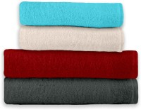 Story @ Home Cotton Bath & Hand Towel Set 2 Bath Towel, 2 Hand Towel, Multicolor - BTWEB98TPYK6WJVW