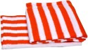 Skumars Love Touch Stripe Knitted Bath Towel - BTWEFVF7XMYWVM9Z