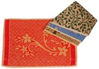 ShopSince Cotton Hand Towel ShopSince Multicolor Cotton Hand Towel Set Of 4, Multicolor