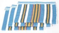 Vrinda Cotton Hand Towel Set Hand Towel Set Of 3, Multicolor - BTWE7HFY5HZN5PG4