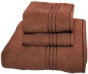 Trident Everyday Coconut Shell Medium Bath And 2 Piece Face Towel Everyday Bath And Face Towel