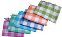 Khushal Cotton Bath Towel Set 6 Pcs Bath Towels Combo, Multicolor