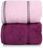 CLOTH FUSION Cotton Hand Towel Set Of 2 Hand Towels, Multicolor - BTWEH2S7QKJGSRAA