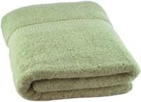 Gangotri Overseas Bath Towel Cotton Bath Towel 1 Bath Towel, Green