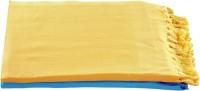 Tks Cotton Pool/Beach Towel, Bath Towel, Beach Towel, Set Of Towels 2 Beach Towels, Blue, Orange