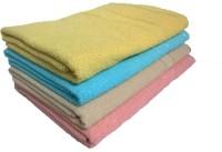 Phoenix International Cotton Bath Towel, Bath Towel Set 1 Bath Towel, 1 Bath Towel 1 Bath Towel, 1 Bath Towel, Multi-Colour