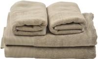 Homeway Cotton Bath & Hand Towel Set Bath & Hand Towel Set, Green