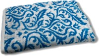 Jct Homes Cotton Bath Towel Bath Towel, Blue