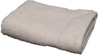 Avira Home Cotton Bath Towel 1 Bath Towel, Light Beige
