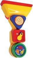 Tolo Bathtime Pour And Spin Shape Sorter Bath Toy (Multicolor)