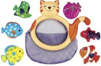 K's Kids Mimi Loves Fish Bath Toy (Multicolor)