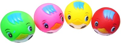 Smart picks Squeezee Collection of Soft balls Bath Toy