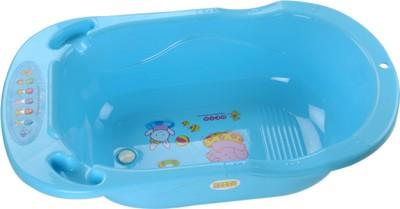 meemee bath tub musical blue available at flipkart for. Black Bedroom Furniture Sets. Home Design Ideas